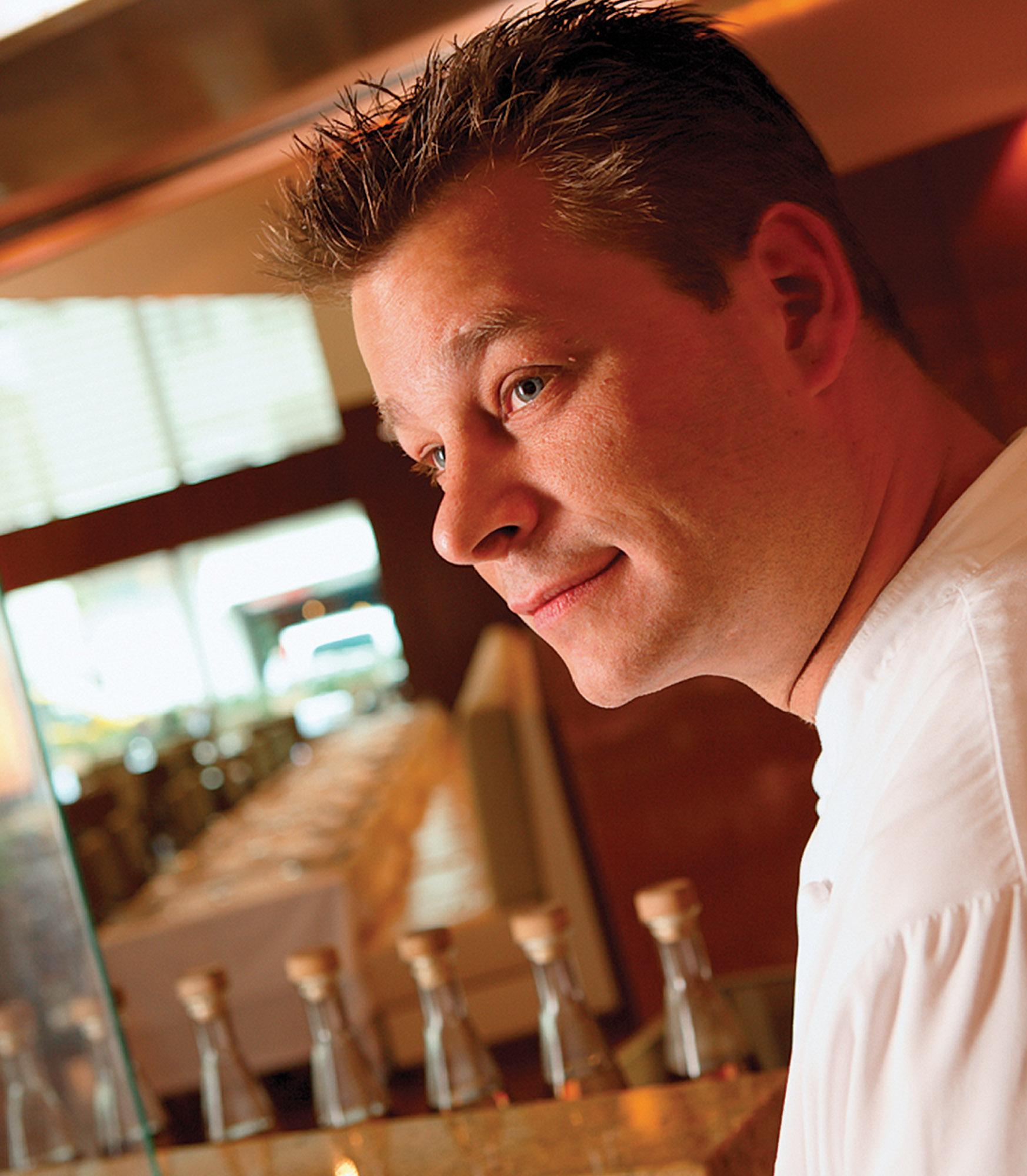 Frank Widmer ist Küchenchef im «Am Chappeli»
