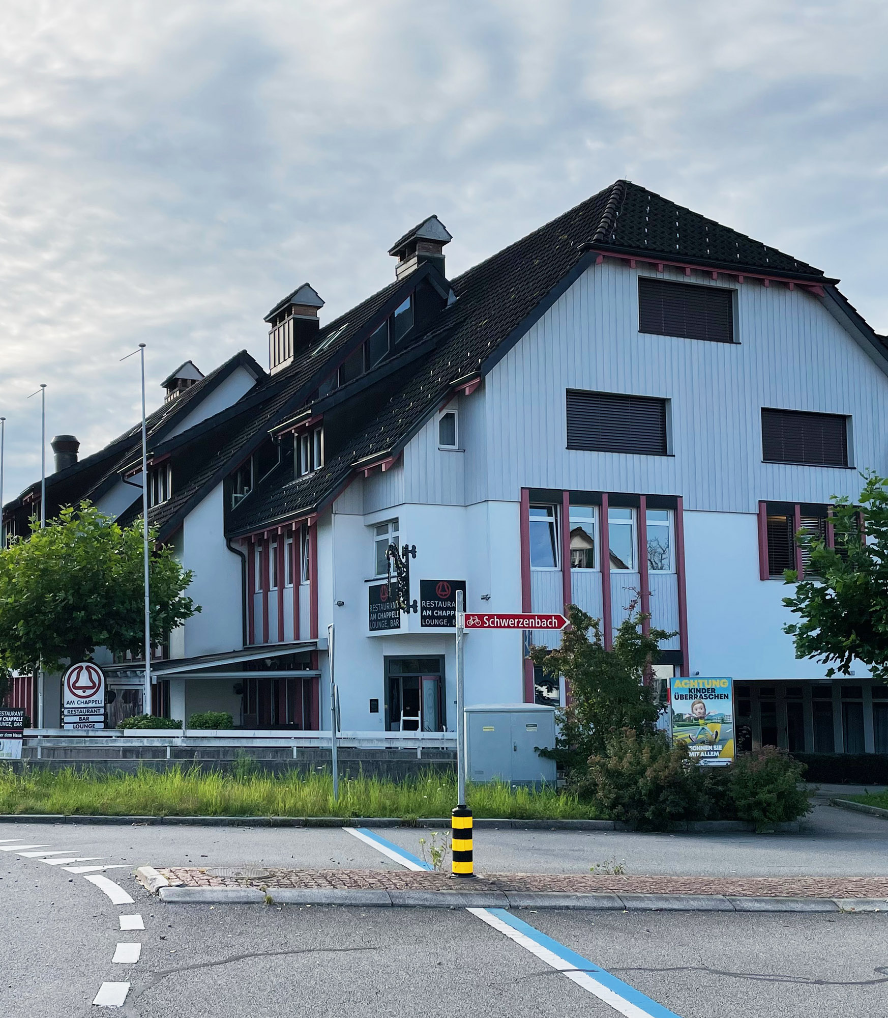 Restaurant am Chappeli - Willkommen - Blog-Beitrag